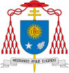 Coat of arms of Jorge Mario Bergoglio.svg